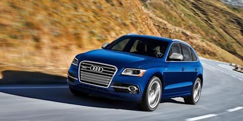 Audi SQ5 gets 470Nm supercharged petrol V6