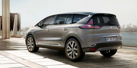 Renault Australia disappointed that LHD-only Espace is off the table, for now
