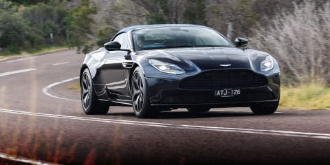 2018 Aston Martin DB11 Volante review