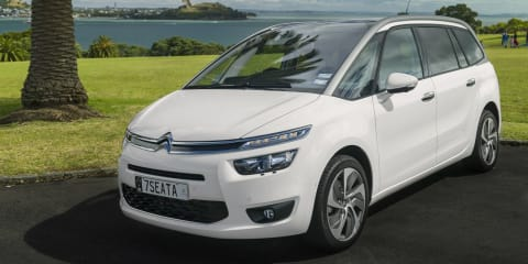 2014 Citroen Grand C4 Picasso : The Quick Guide