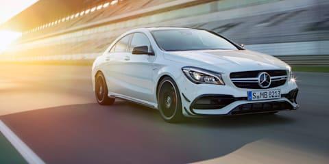 2016 Mercedes-Benz CLA updates revealed, Australian launch due in third quarter