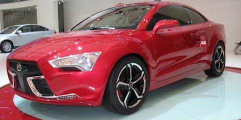 Guangzhou Auto Show the future from China
