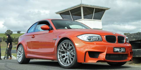 BMW 1 Series M Coupe Review