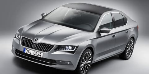 2015 Skoda Superb liftback revealed in full
