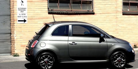 2014 Fiat 500 Review