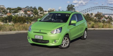2015 Mitsubishi Mirage review : Long-term report one