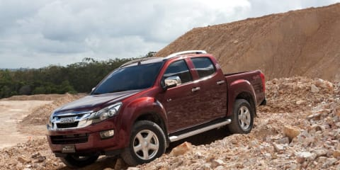 Isuzu D-MAX Video Review