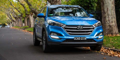 Hyundai Tucson recalled over bonnet latch