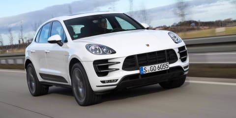 Porsche Macan : No plans for 2WD version; no four-cylinder engines for Australia