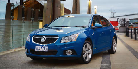 Holden Cruze sales decline blamed for job cuts