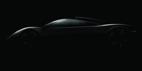 Gordon Murray's sports car teased