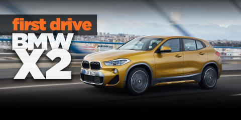 2018 BMW X2 review: X1 goes 'coupe'!
