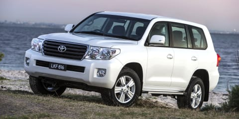 Toyota LandCruiser Altitude special edition released