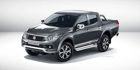 Fiat Fullback ute unveiled in Dubai