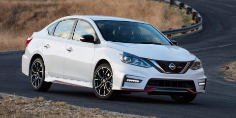 2017 Nissan Sentra Nismo:: American Pulsar SSS gets aggressive makeover