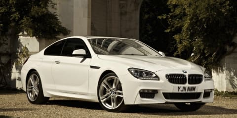 BMW 640i and 650i Coupe on sale in Australia