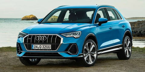 2019 Audi Q3 goes official, here mid-2019