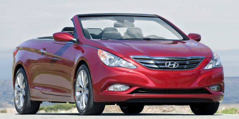 2011 Hyundai i45 convertible speculation