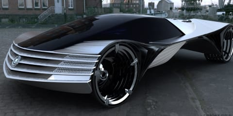 The thorium-powered car: Eight grams, one million miles