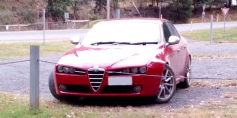 2008 Alfa Romeo 159 2.2 JTS Ti review