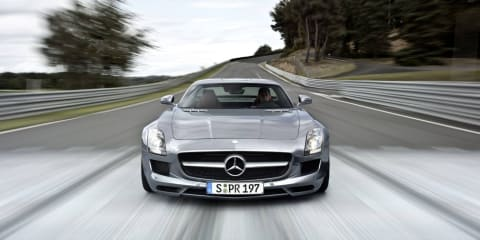Mercedes-Benz SLS AMG local pricing announced
