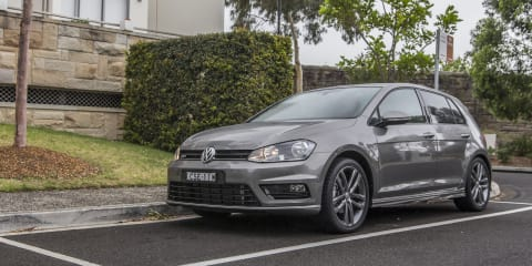 Volkswagen Golf R-Line Review: 110TDI