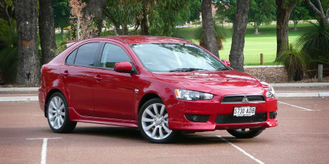 Mitsubishi Lancer Sportback Review & Road Test