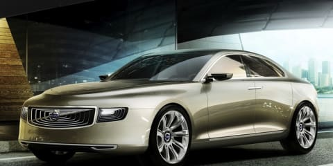 Volvo Universe Concept unveiled at Auto Shanghai 2011