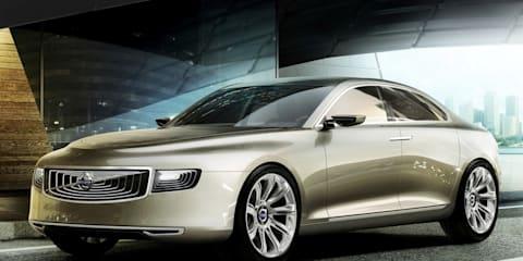 Volvo Universe Concept unveiled at Auto Shanghai 2011