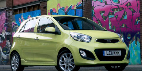 Kia Picanto not likely until 2015