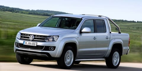 2011 Volkswagen Amarok to debut at Sydney International Motor Show