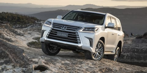 2018 Lexus LX450d pricing and specs