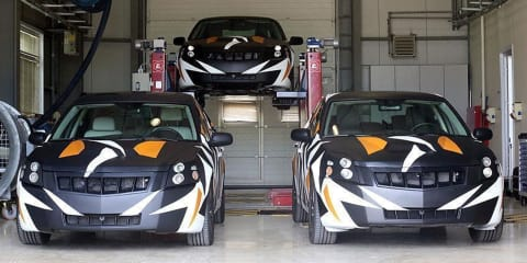 Saab 9-3 licensed to Turkey for its new national car