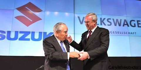 Suzuki breached partnership by buying Fiat engines: Volkswagen