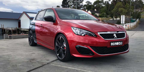 2016 Peugeot 308 GTi launches in Australia