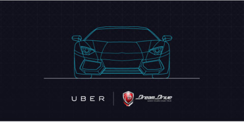 Uber adds supercar fleet in Singapore