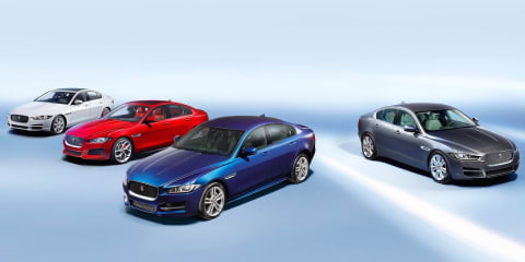 Jaguar XE, XF Sportbrake and Coupe versions on the cards