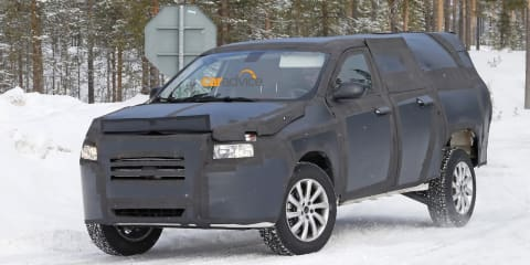Fiat dual-cab ute spied: Italian brand's rival to Toyota HiLux spotted for the first time