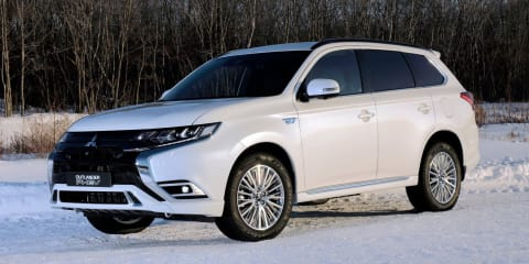 Mitsubishi Outlander PHEV: New powertrain 'a matter of when' for Oz
