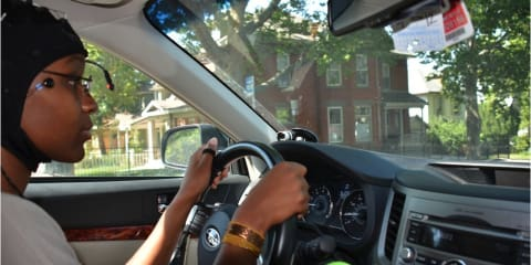 Voice-to-text as distracting as using hand-held phone while driving: study