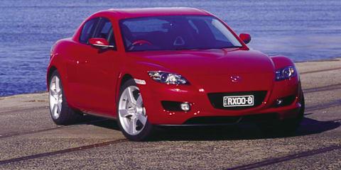 2003-04 Mazda RX-8 recalled - UPDATE