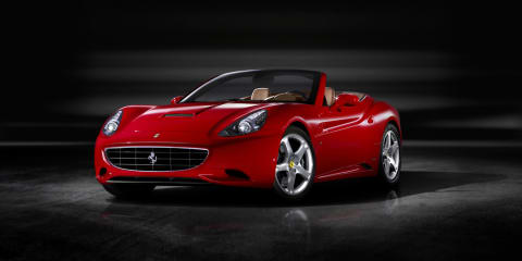 Ferrari California nabbed at 231km/h; impounded