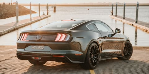 I bought a 2019 Ford Mustang Bullitt… and modified it