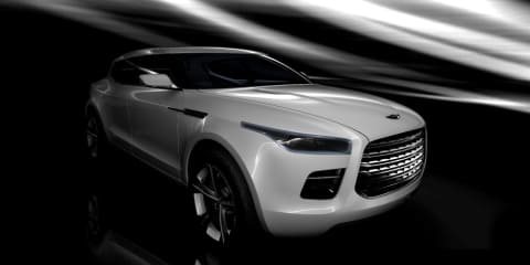 Aston Martin Lagonda SUV back on the agenda again