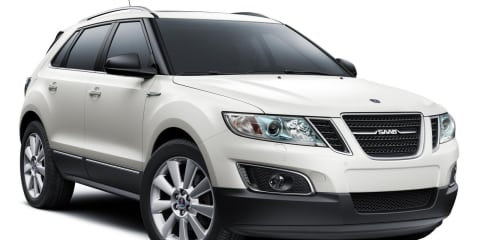 Saab 9-4X goes on sale in the US