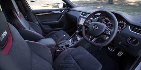 2018 Skoda Octavia RS wagon review