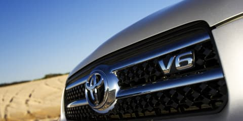 Toyota RAV4: V6 out, diesel in for 2013 model