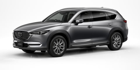 Mazda CX-8 confirmed for Australia, here second-half 2018
