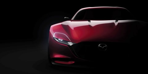 Mazda rotary sports car 'still a dream', no work started