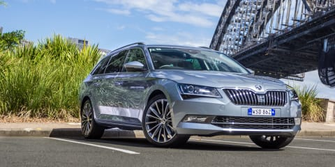 2016 Skoda Superb Wagon Review